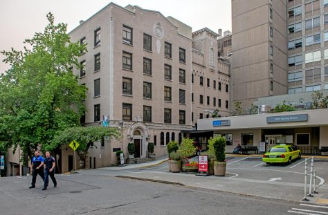 NOW: From it 80-bed capacity in 1920, the year of its founding, the Virginia Mason Hospital, now in its 95th year, has grown into a 336-bed teaching hospital, part of the Virginia Mason Hospital and Seattle Medical Center.