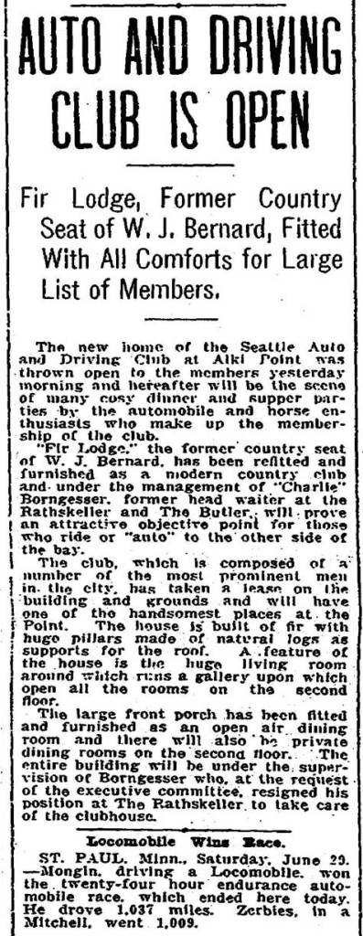 Another helpful Times clip, this one from June 30, 1907.