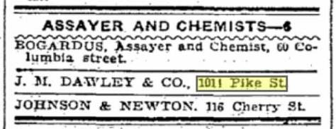 Appeared Jan. 7, 1902 in The Seattle Times.