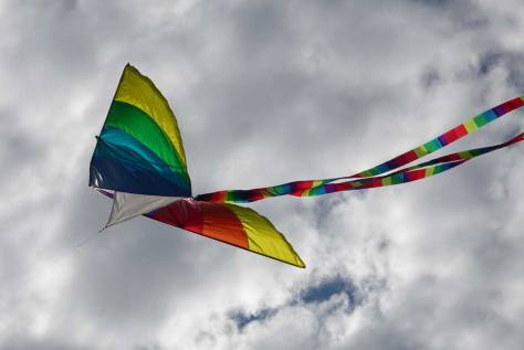 A Kite flight from 2006