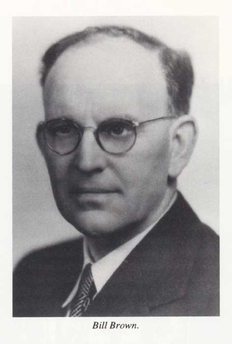 Mayor Bill Brown
