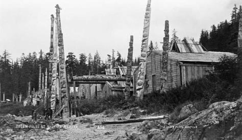 The last of LaRoche's Alaska included here.