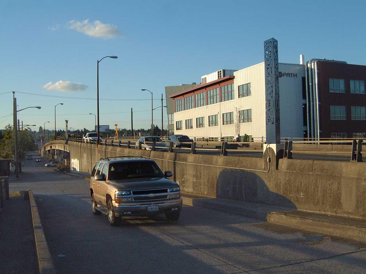 Seattle Now & Then: Ballard's Bascule Bridge | DorpatSherrardLomont
