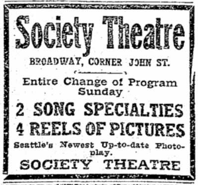 Seattle Times clip from Dec. 9, 1911