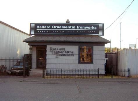 Ballard preparing, it seems, to make American great again.