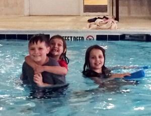 Pool in NY Mayo