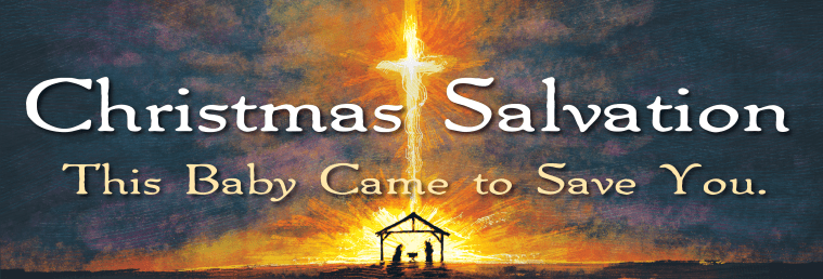Christmas Salvation through Jesus Christ