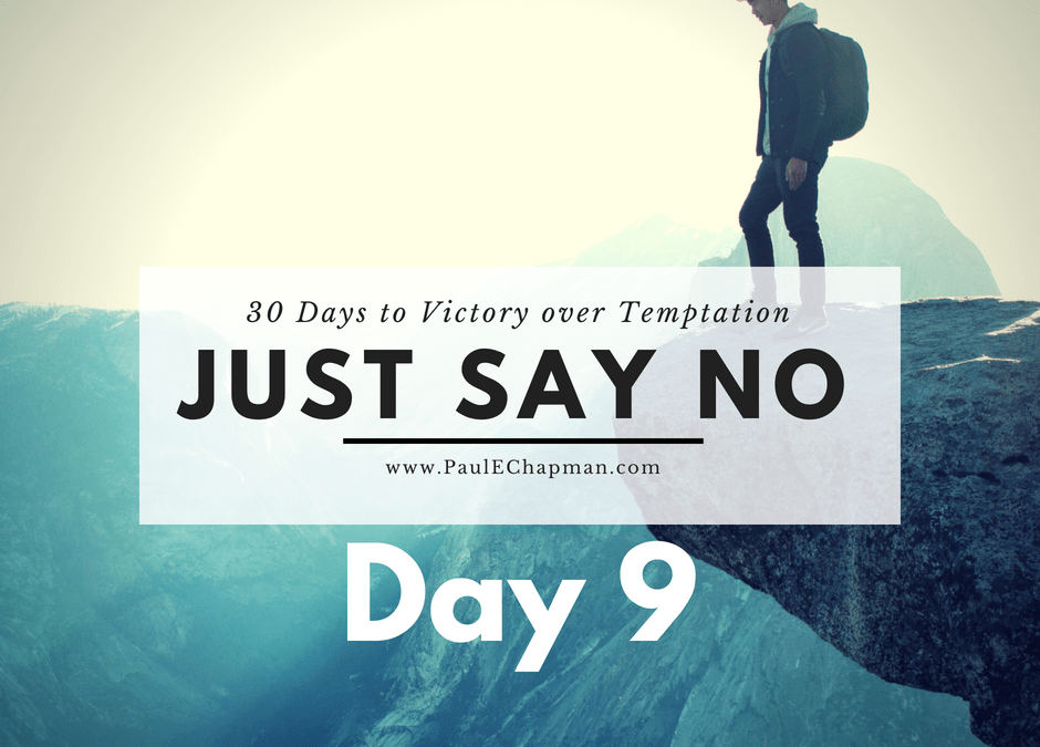 Sin Steals Joy – 30 Days to Victory Over Temptation