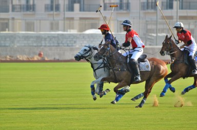 Al Habtoor vs. Bin Drei Polo