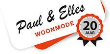 Paul & Elles Woonmode Brielle logo