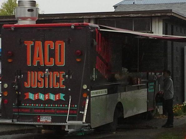 Taco Justice League