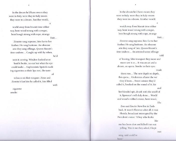 "from ""Anuncio's Last Love Song"""