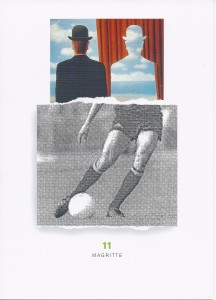Postcard by Germán Montalvo
