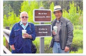 Sam & Me in Leavenworth (2011)