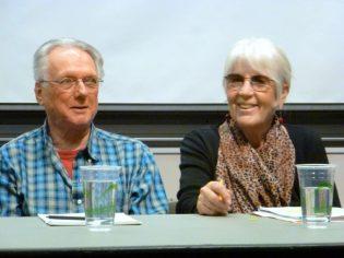 George Stanley & Joanne Kyger CPF2 Poetics Panel