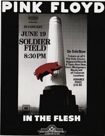 Pink Floyd Soldier Field