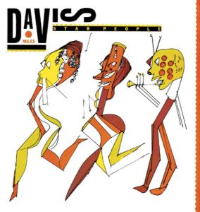 Miles Davis Star People