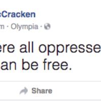 Racist Cascadia?