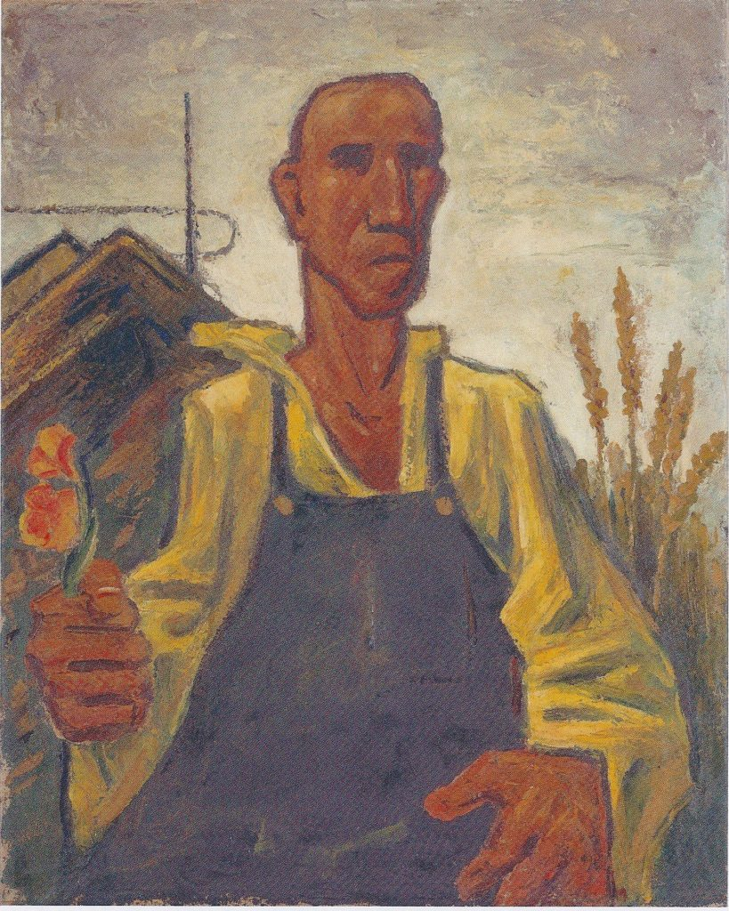 Clyfford Still Painting from 1929