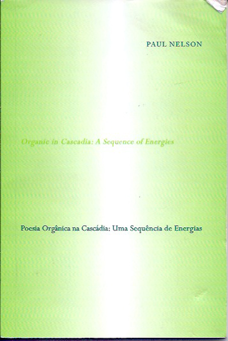 Organic in Cascadia: A Sequence of Energies