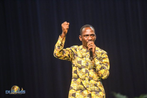 power by paul enenche