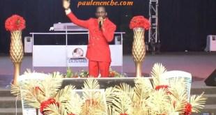 Dr Pastor Paul Enenche Easter Syunday Sermon
