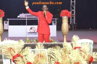 Dr Pastor Paul Enenche Easter Syunday Sermon