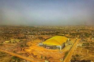 glory dome in Abuja,