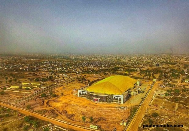 glory dome in Abuja,