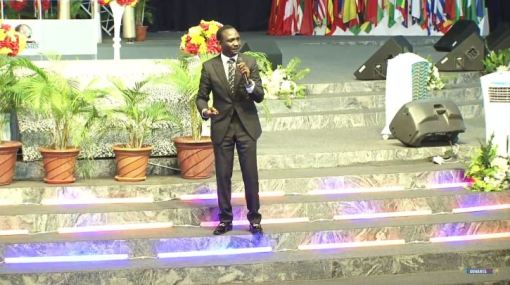 night vision Dr Paul Enenche