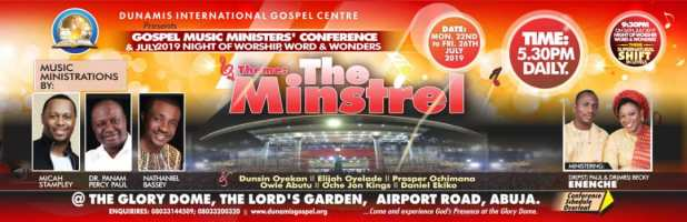 JULY 2019 ANOINTING SERVICE paul enenche