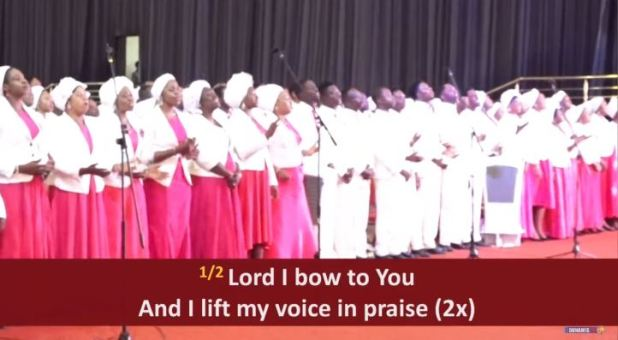 LORD I BOW - Song by of Dr. Paul Enenche