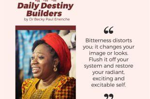 Daily Destiny Builders 18th September 2019