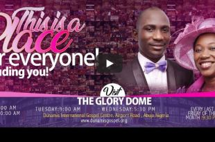 Dunamis Live Daily Worship Moment 2nd October 2020