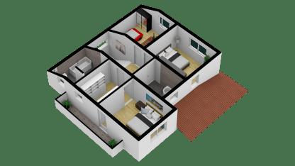 Vila Smart 3D Mansarda 3_SE