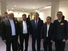 Familia vicenciana ante Parlamento Europeo-15