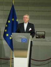 Familia vicenciana ante Parlamento Europeo-4