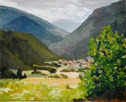 La vallée de Luchon - 31