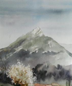 Le roc des caoujous - Fougax et Barrineuf - 09