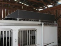 Aluminum Hay Rack | Paul Ganter