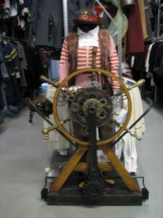 Costume Warhouse Tour: Steampunk costume