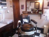 SS Keewatin Barber Shop