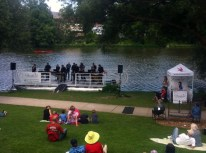 Music Festival in Stratford
