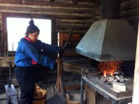Discovery Harbour, Blacksmith