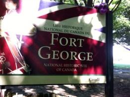 George at Fort George