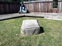 Where General Brock was buried from 1812 - 1824
