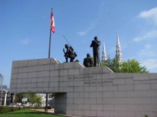 2. The Peacekeeping Monument