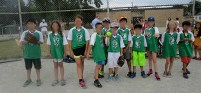 Championship Game: Bears Silver medalists