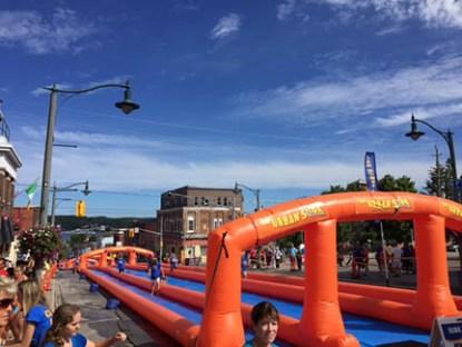 Urban Slide