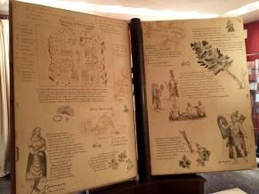 Samuel de Champlain Art Notebook
